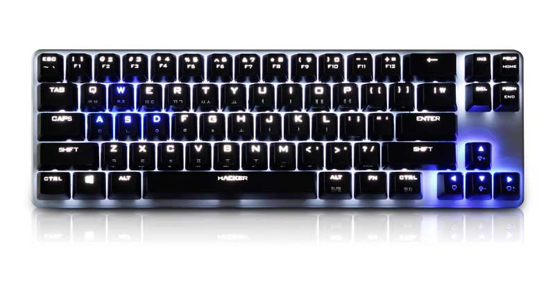 E-sports root, Designer partner, 68 keys mini mechanical keyboard